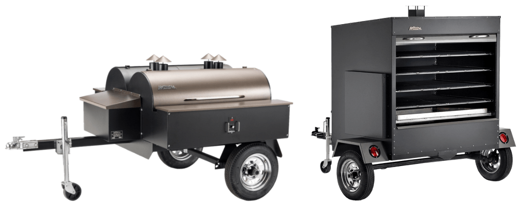 Traeger Commercial Pellet Grills/Smokers
