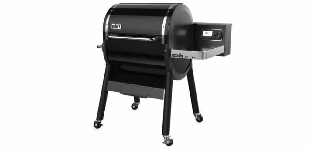 Weber SmokeFire Gen 2 EX4 Pellet Grill