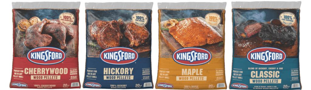 Kingsford Grill Pellets