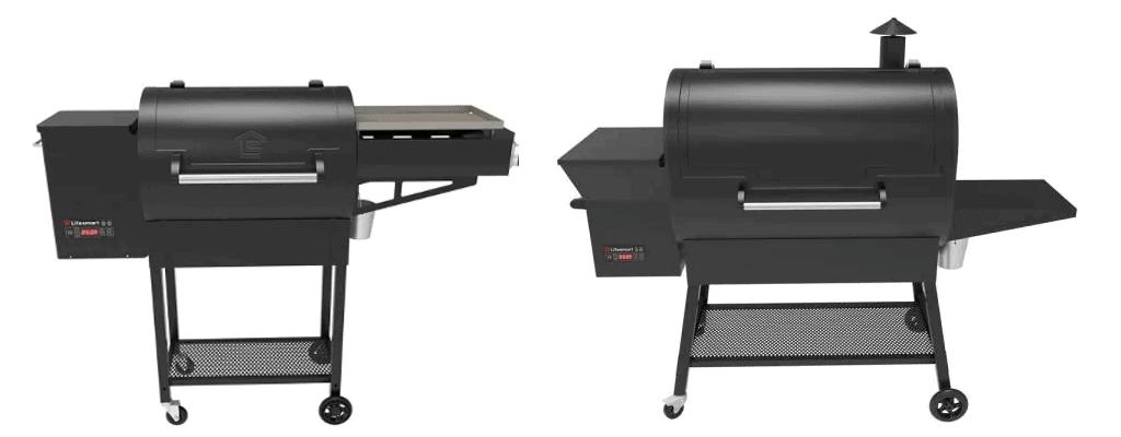Lifesmart Pellet Grills/Smokers
