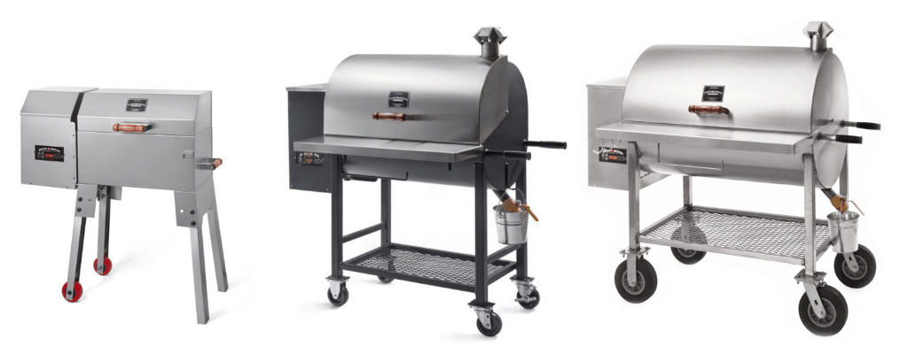 Pitts & Spitts Pellet Grills/Smokers