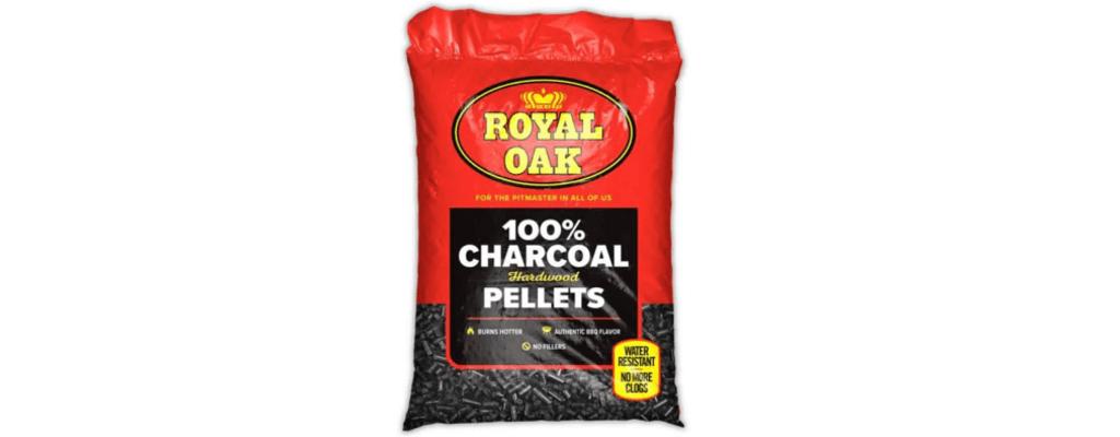 Royal Oak 100% Charcoal Pellets