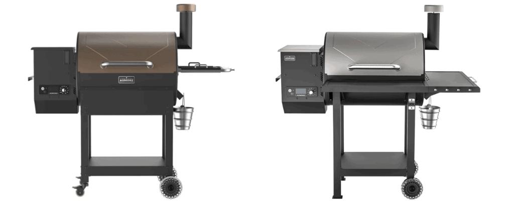 ASMOKE AS660 Pellet Grill/Smoker