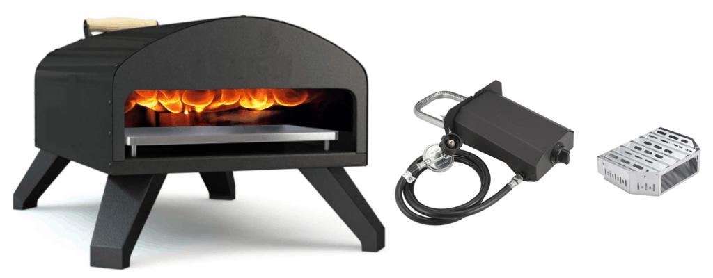 Bertello Wood Pellet Pizza Oven