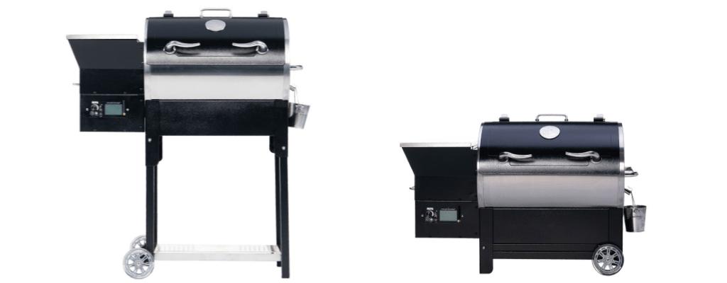 RECTEQ RT-340 Portable Pellet Grill